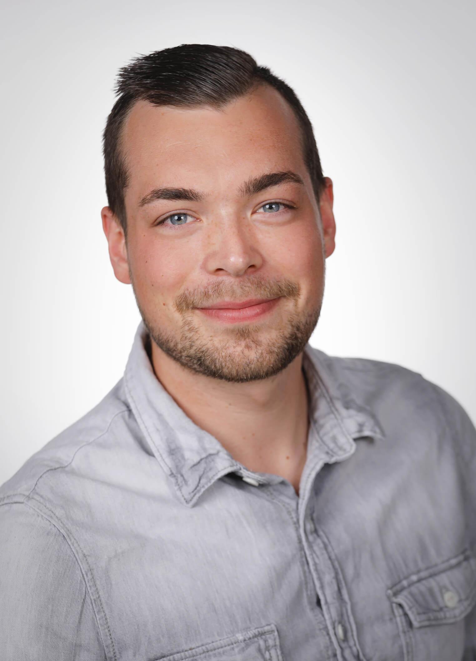 Fabian Mann<br><br>Projektleitung,<br> Meister im Installateur-<br> und Heizungsbauer-<br>Handwerk